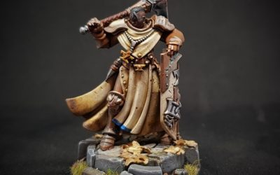 Painting guide – Stormcast Sequitors.