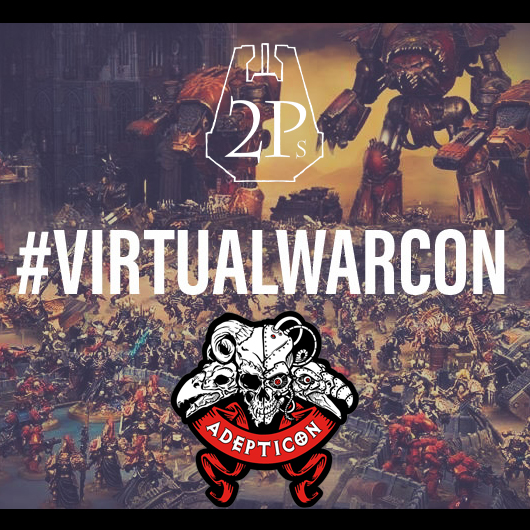 Virtual Wargames Convention – Adepticon 2020