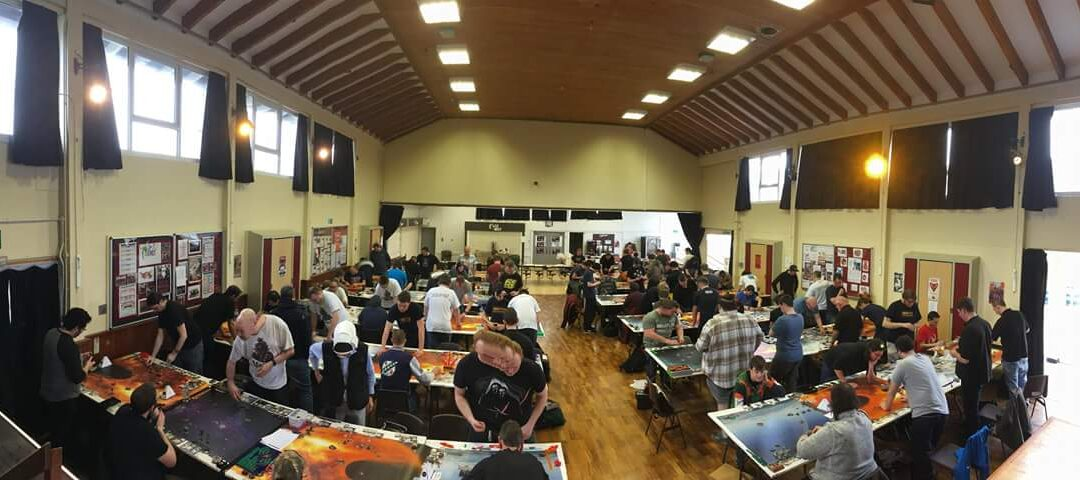 X Wing Regional at Kirton Games